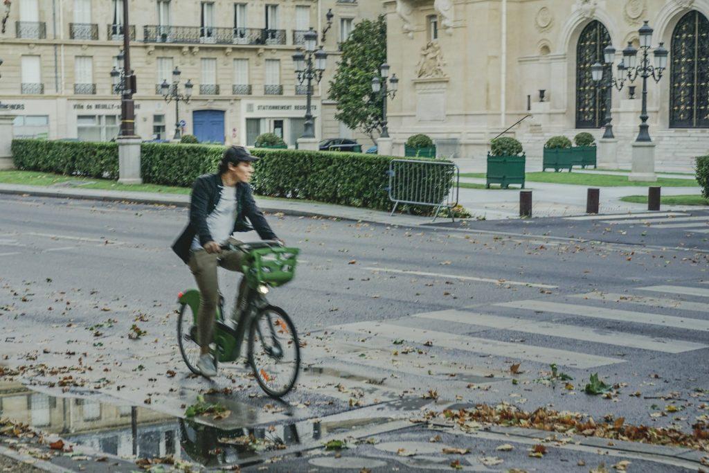 Bienfaits du vélo