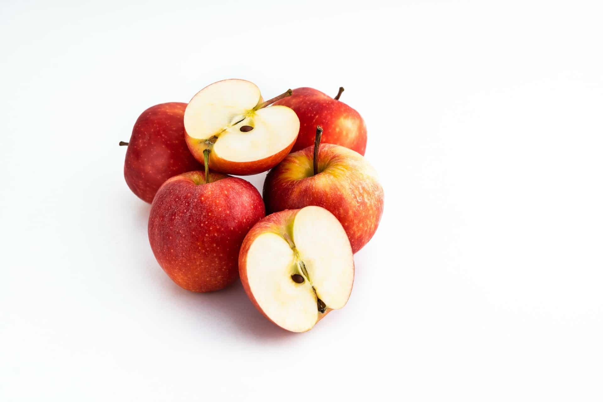Pommes cuites aux épices